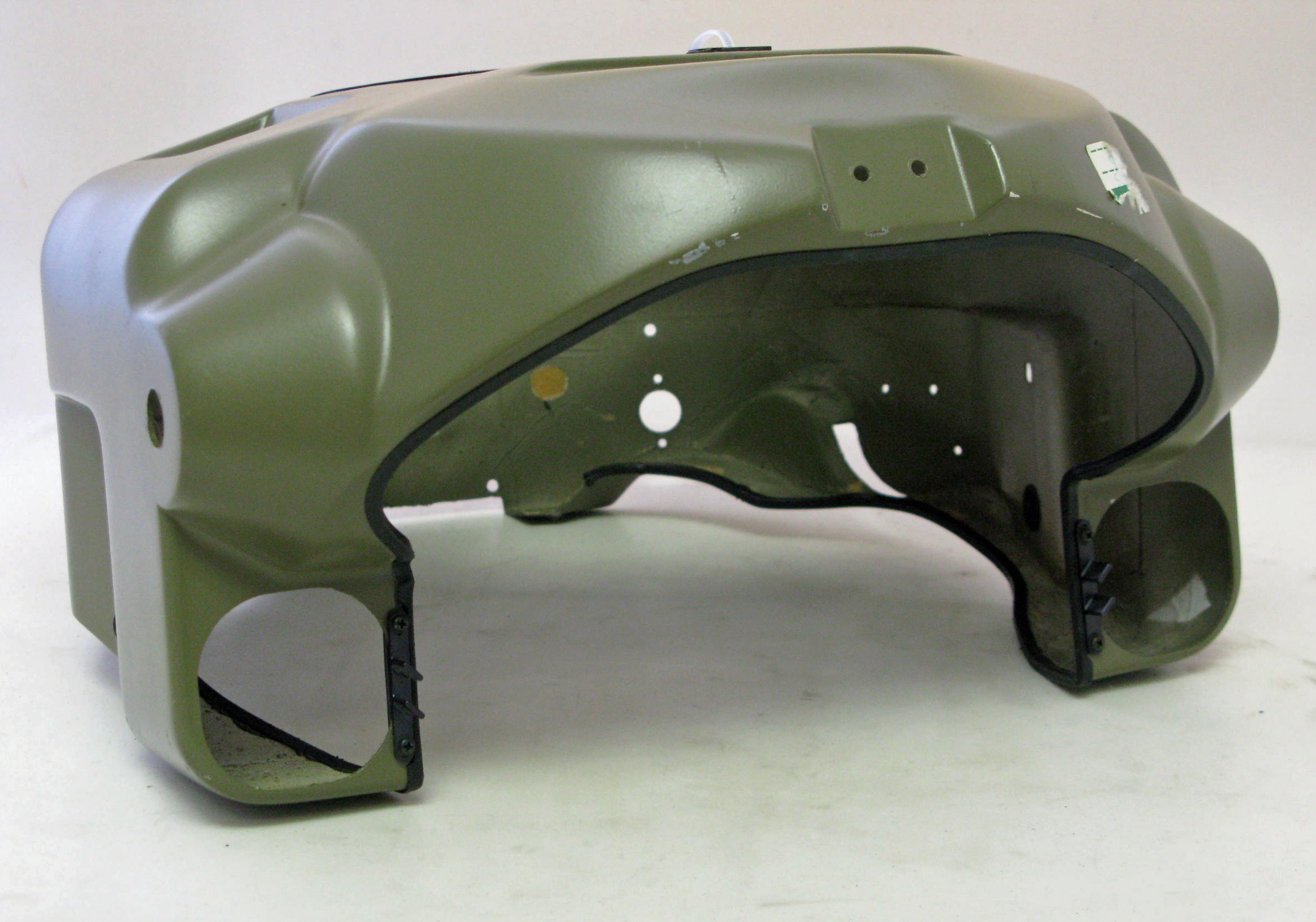 Outer Shell of Tiger Helmet Mounted Display