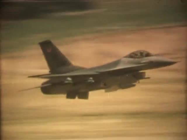 F-16 Fighting Falcon ...Ready Now! (promotion)