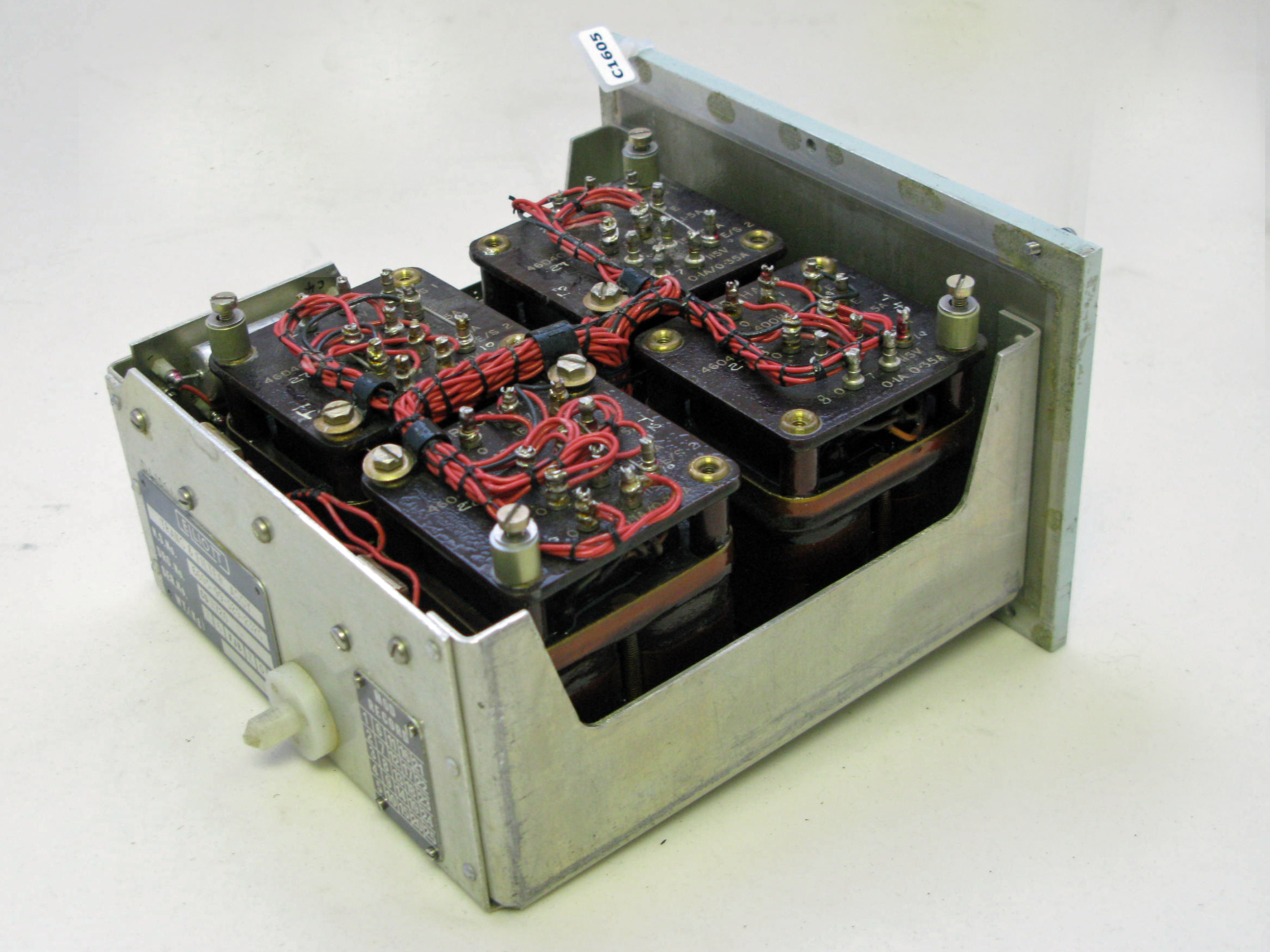 NCS1 Transformer and Filter Assy