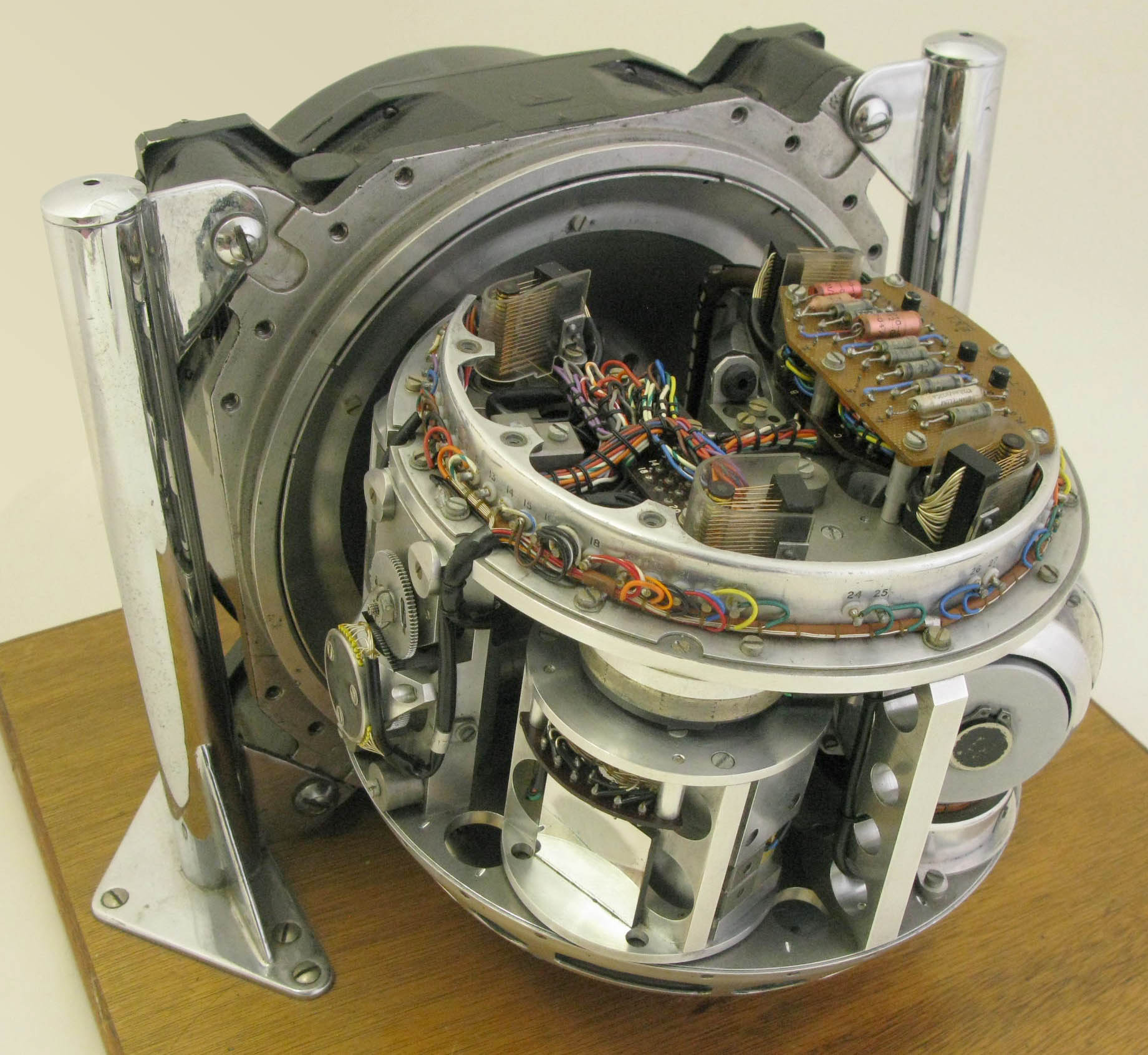 E3 Inertial Platform demonstrator