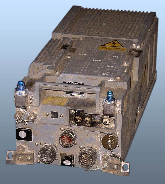 F-14 Air Data Computer (SCADC2)