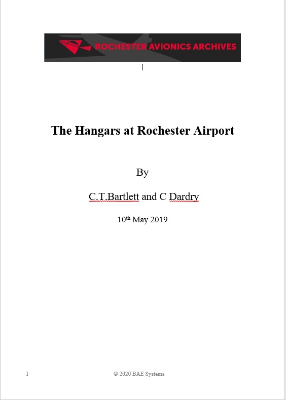 The Hangars at Rochester Airport