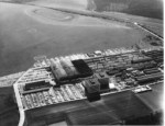 Aerial View of Rochester Site in 1965