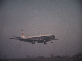 VC10 Landings at Bedford