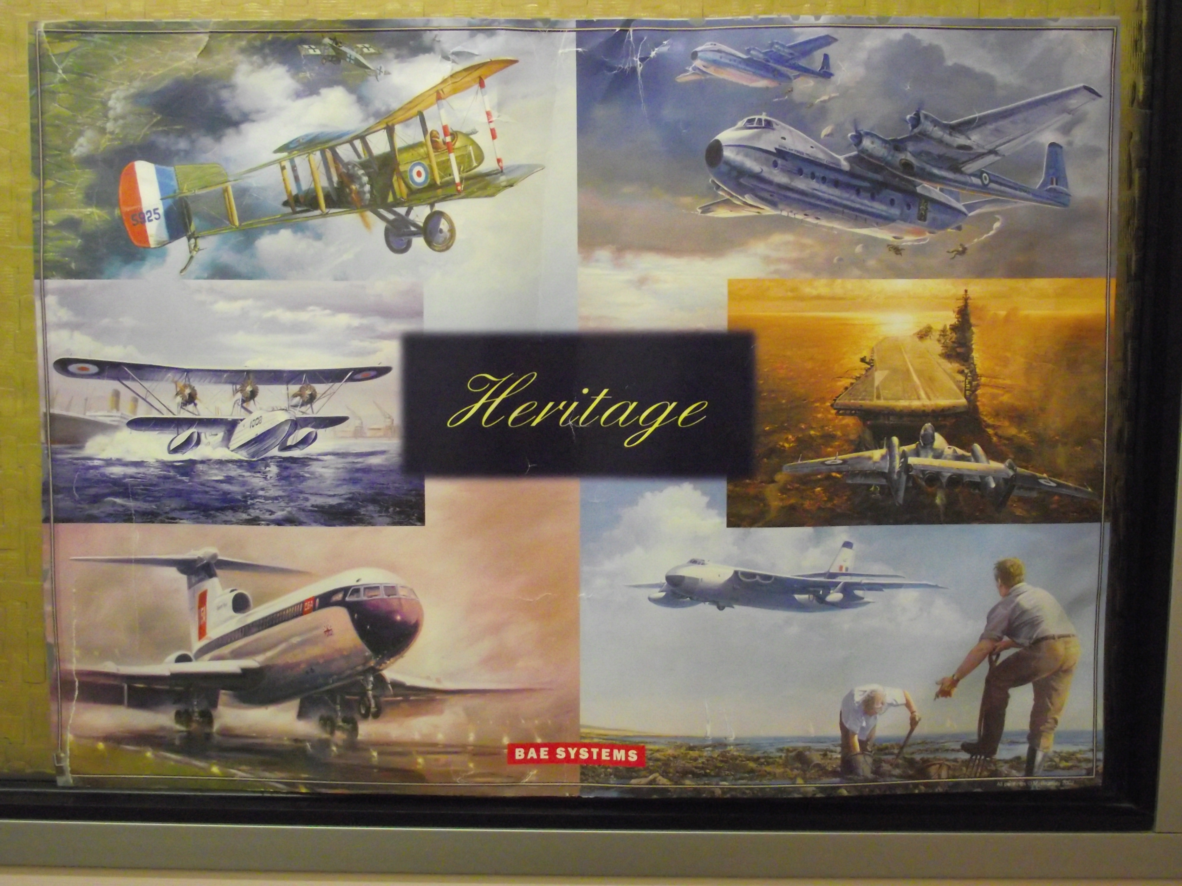 Historic Pictures of Company Heritage