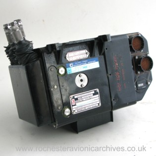 Concorde Autothrottle Actuator