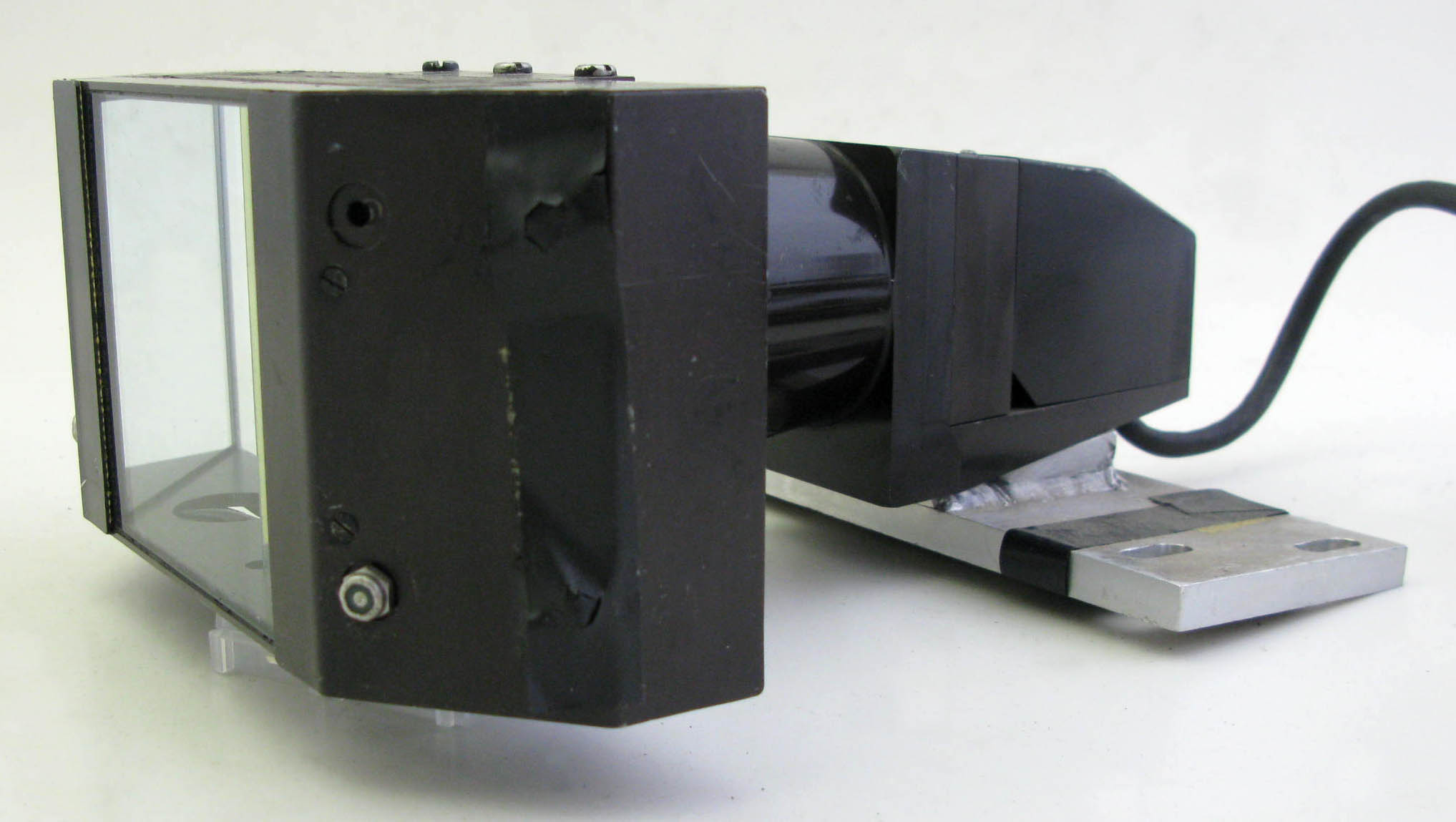 PeriHUD Optics Demonstrator