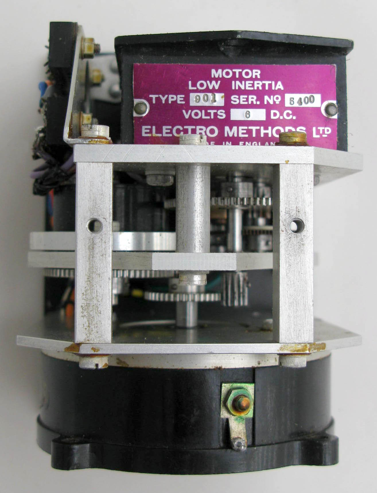 Motor Driven Potentiometer