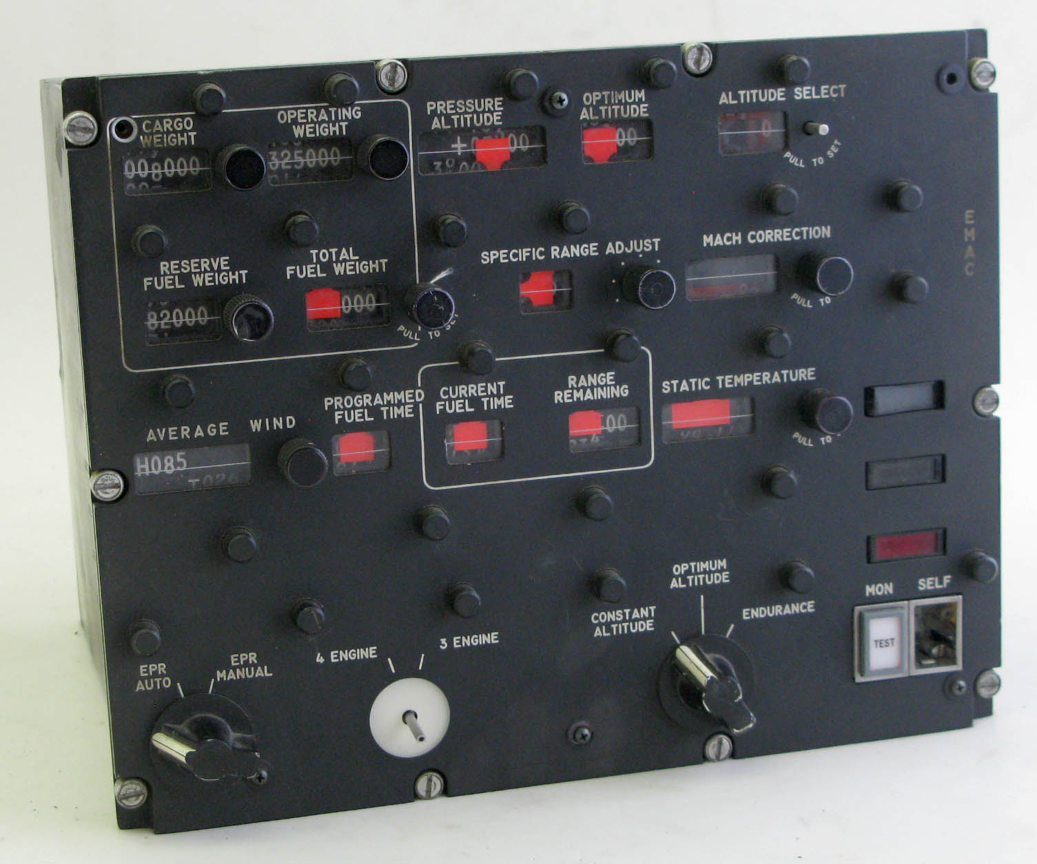 Energy Management Analog Computer (EMAC)