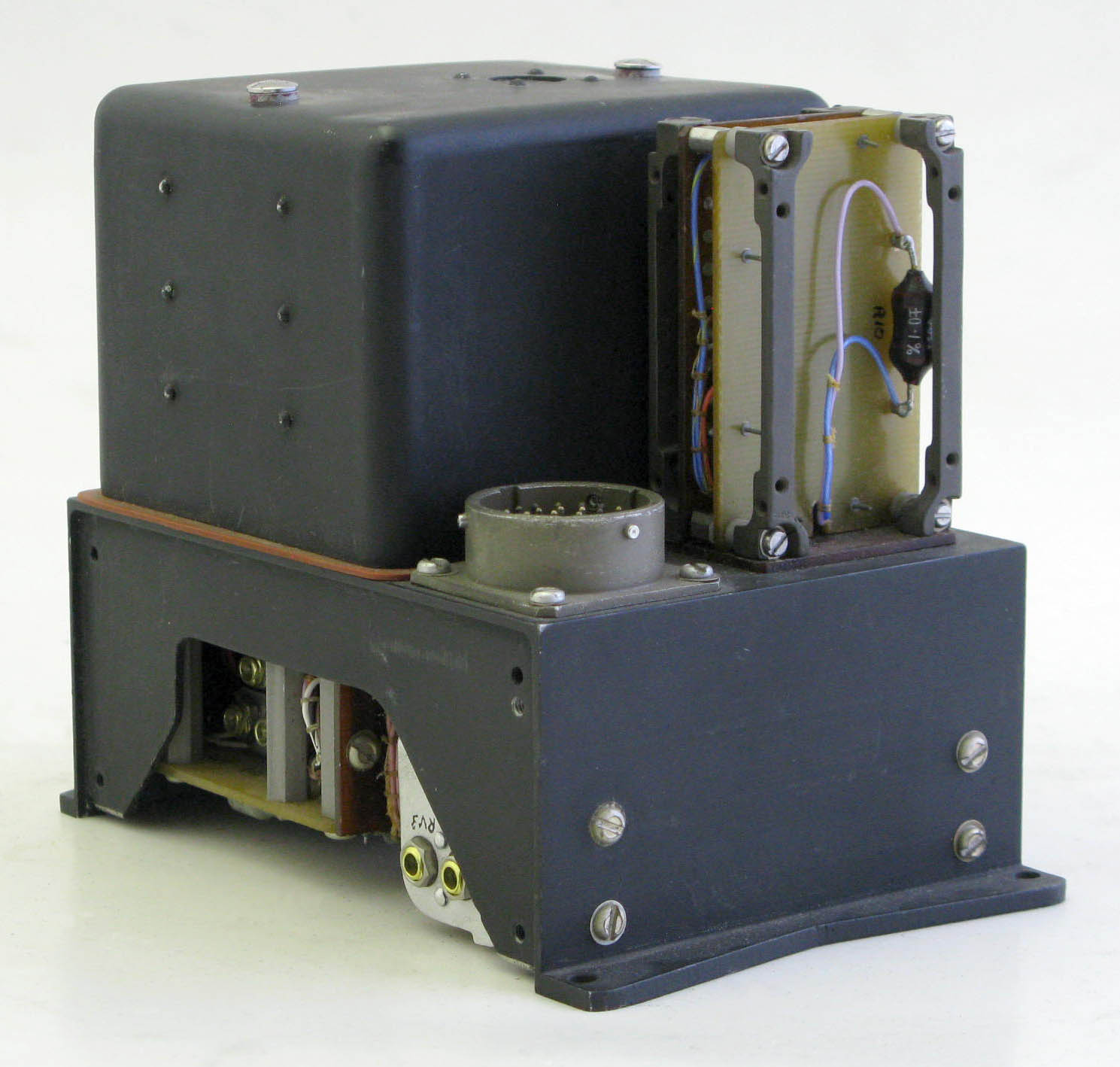 Manoeuvre Monitor Type D