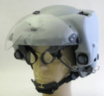 Helmet Mounted Display Model (Grey)