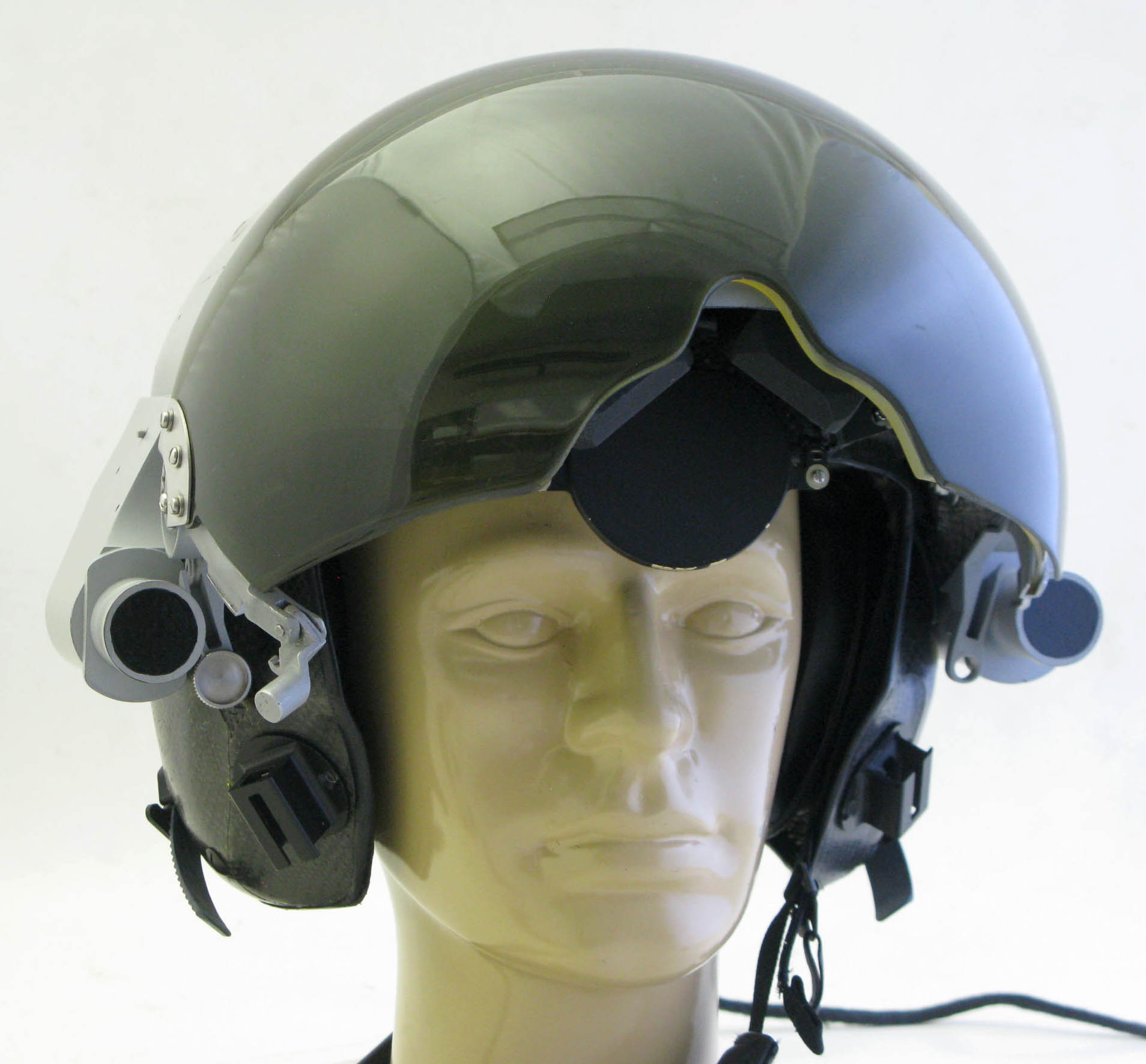 EFA HMD with Optical Tracker (space model)