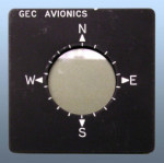 Compass Indicator Head