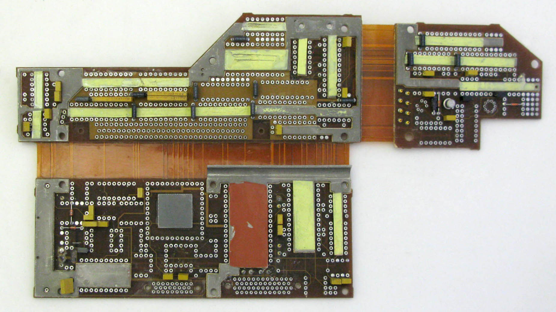 HUD CRT Matching Card Circuit Board
