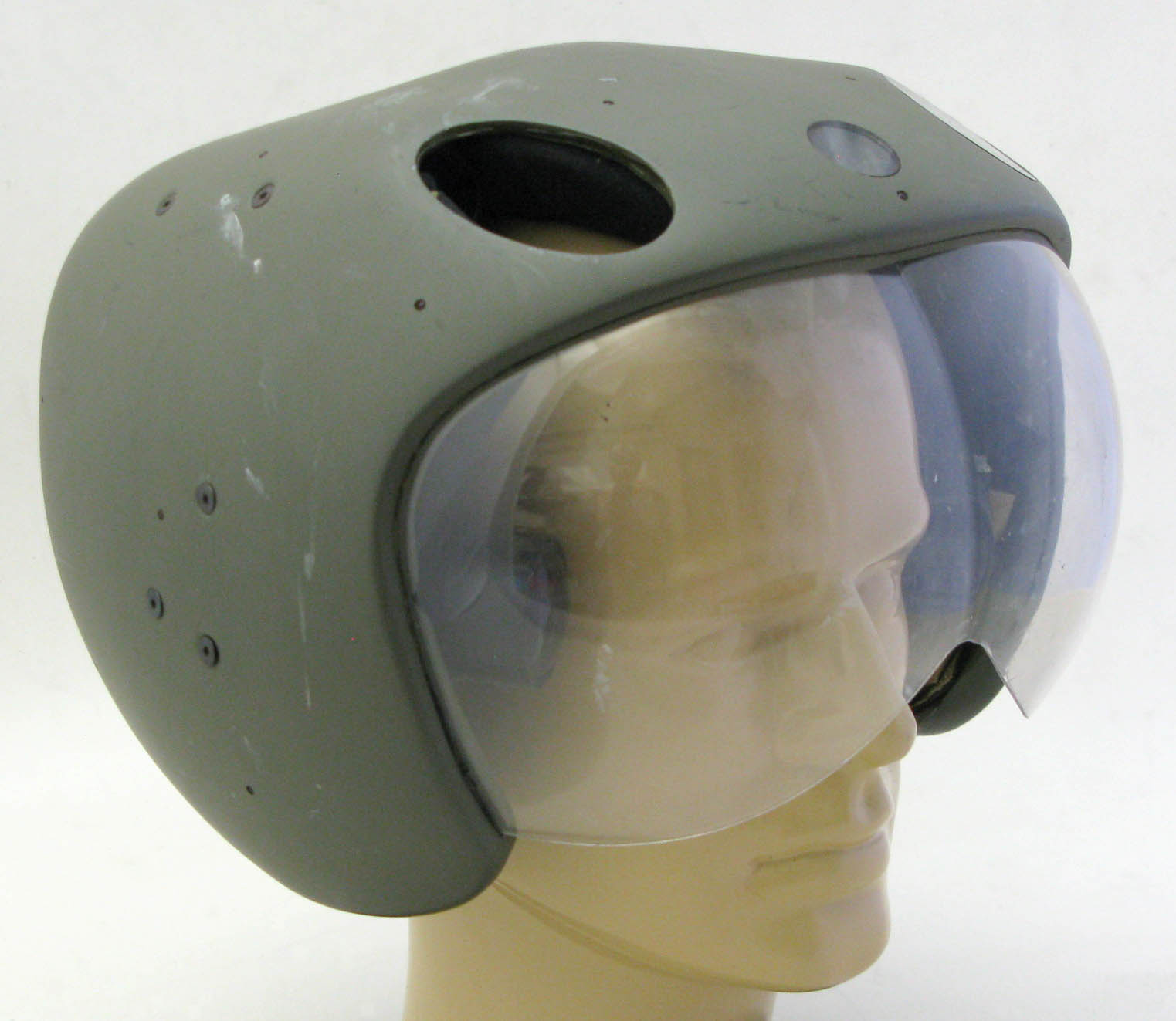 Gentex Helmet Mounted Display (space model)