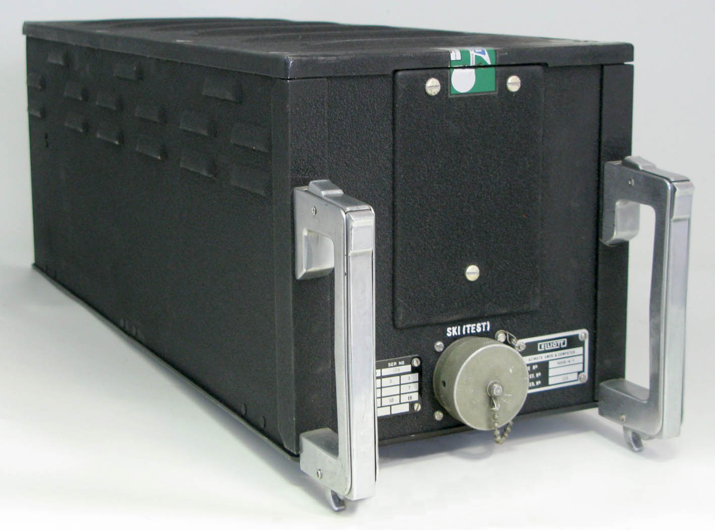 BAC 1-11 Azimuth Amplifier and Computer