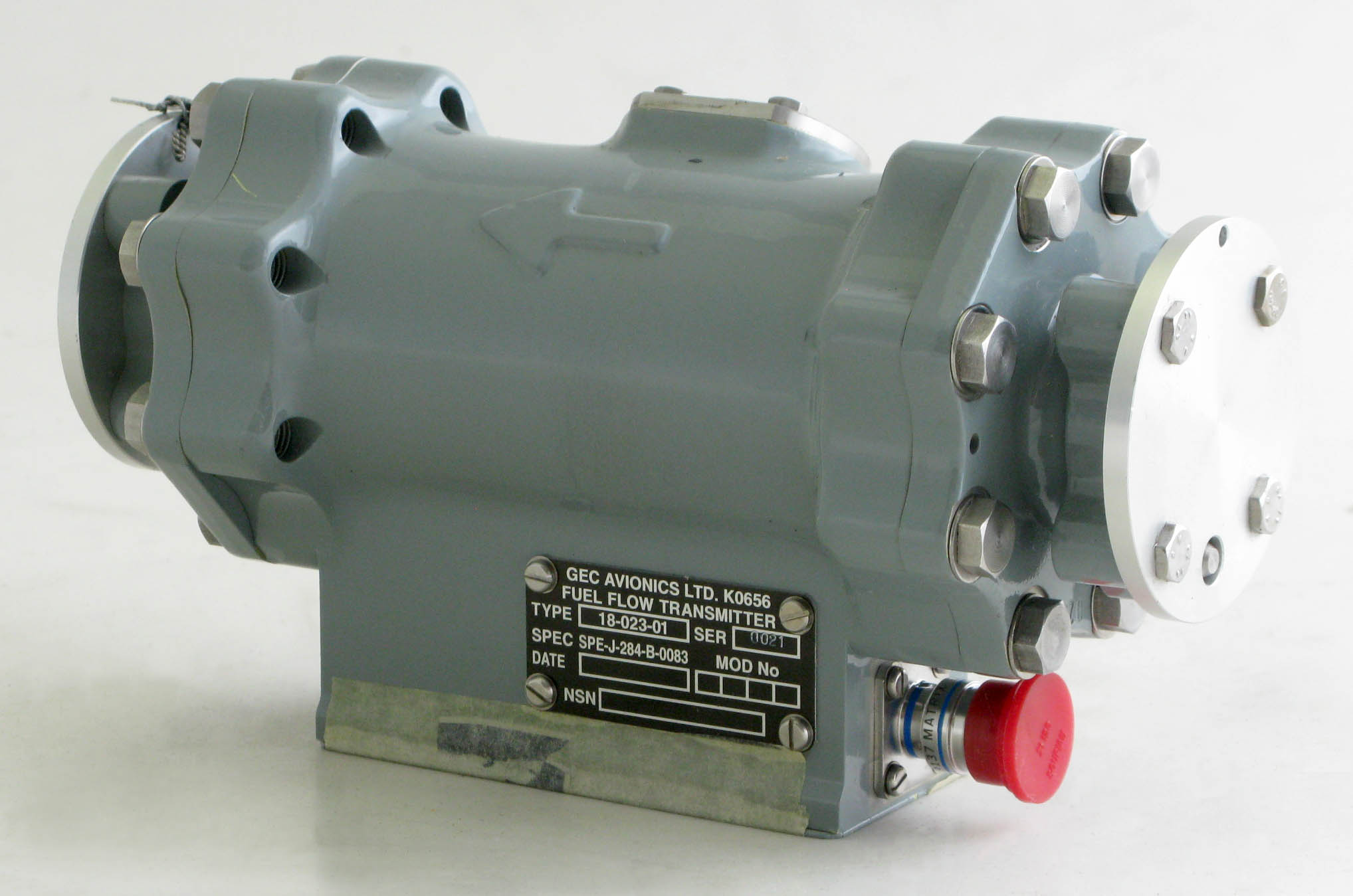 Typhoon Fuel Flow Transmitter