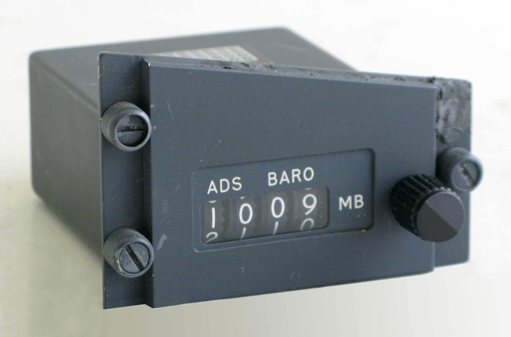 ADS Barometric Pressure Entry Unit