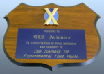 Society of Experimental Test Pilots Plaque