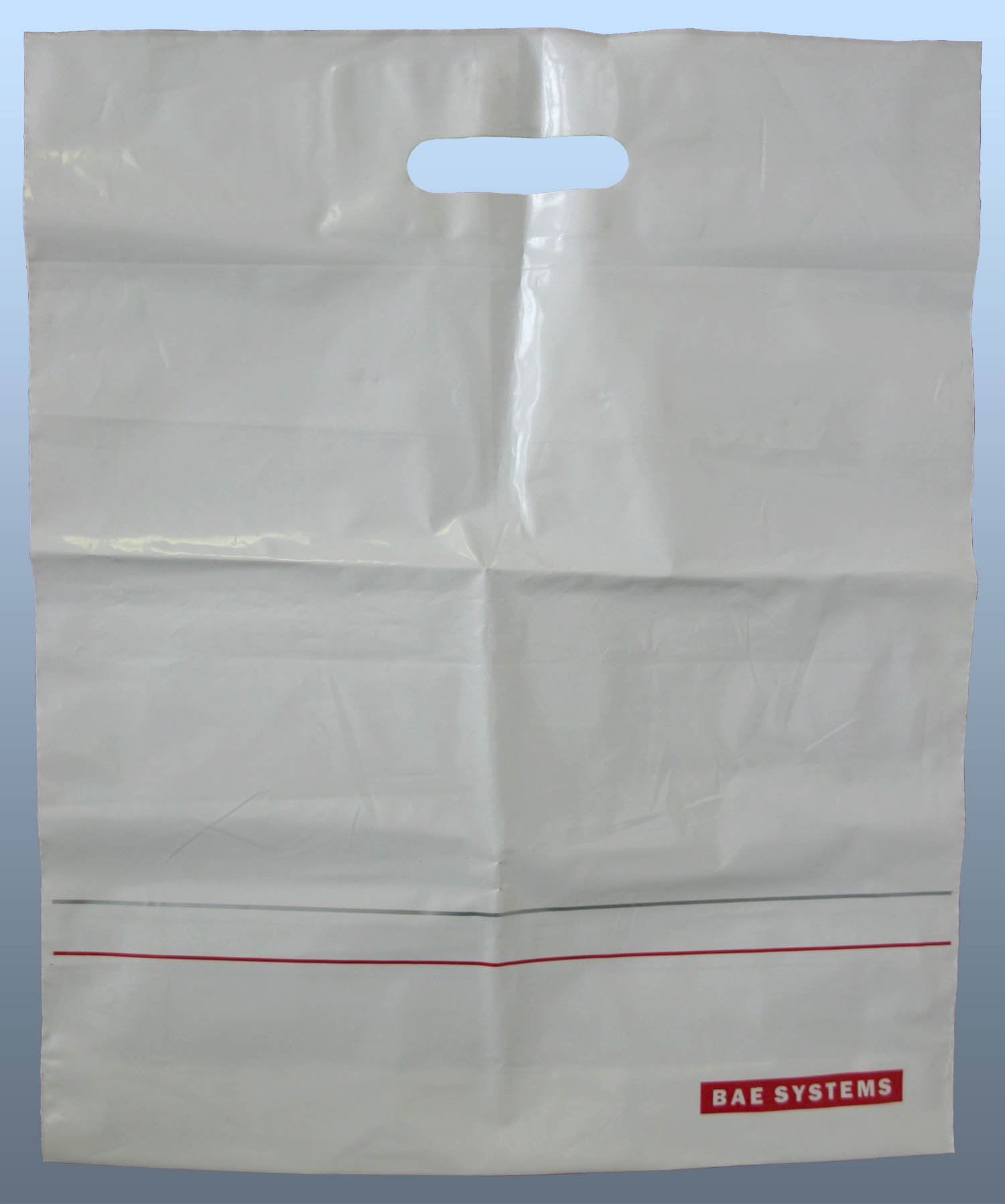 BAE Systems Carrier Bag
