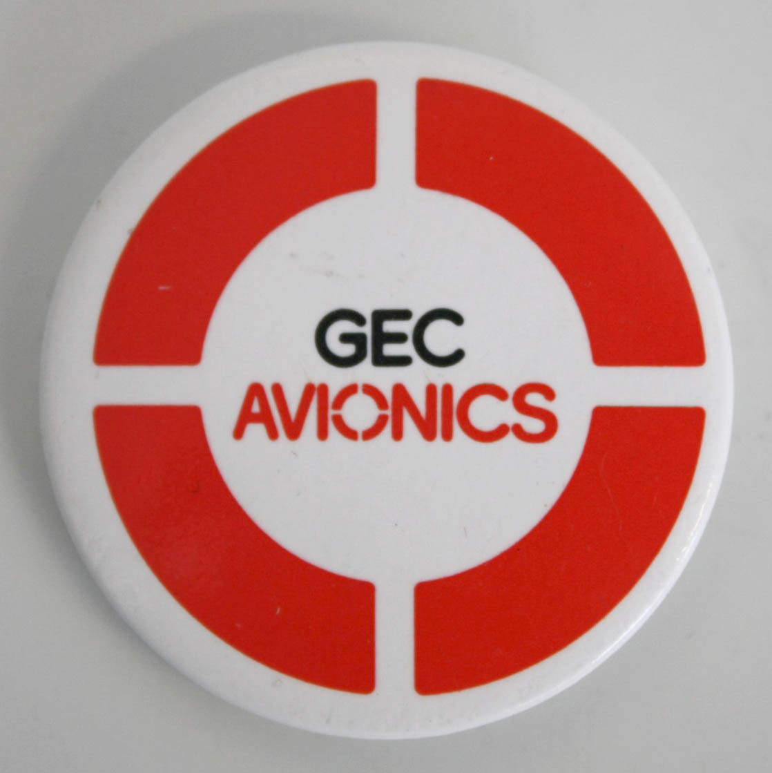 GEC Avionics Badges