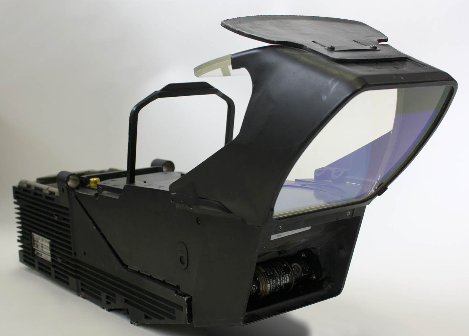 F-16 LANTIRN HUD PDU Chassis & Optics