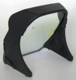 F-22 HUD Diffractive Combiner Assembly