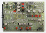 Amplifier (Incidence Warning) Circuit Board