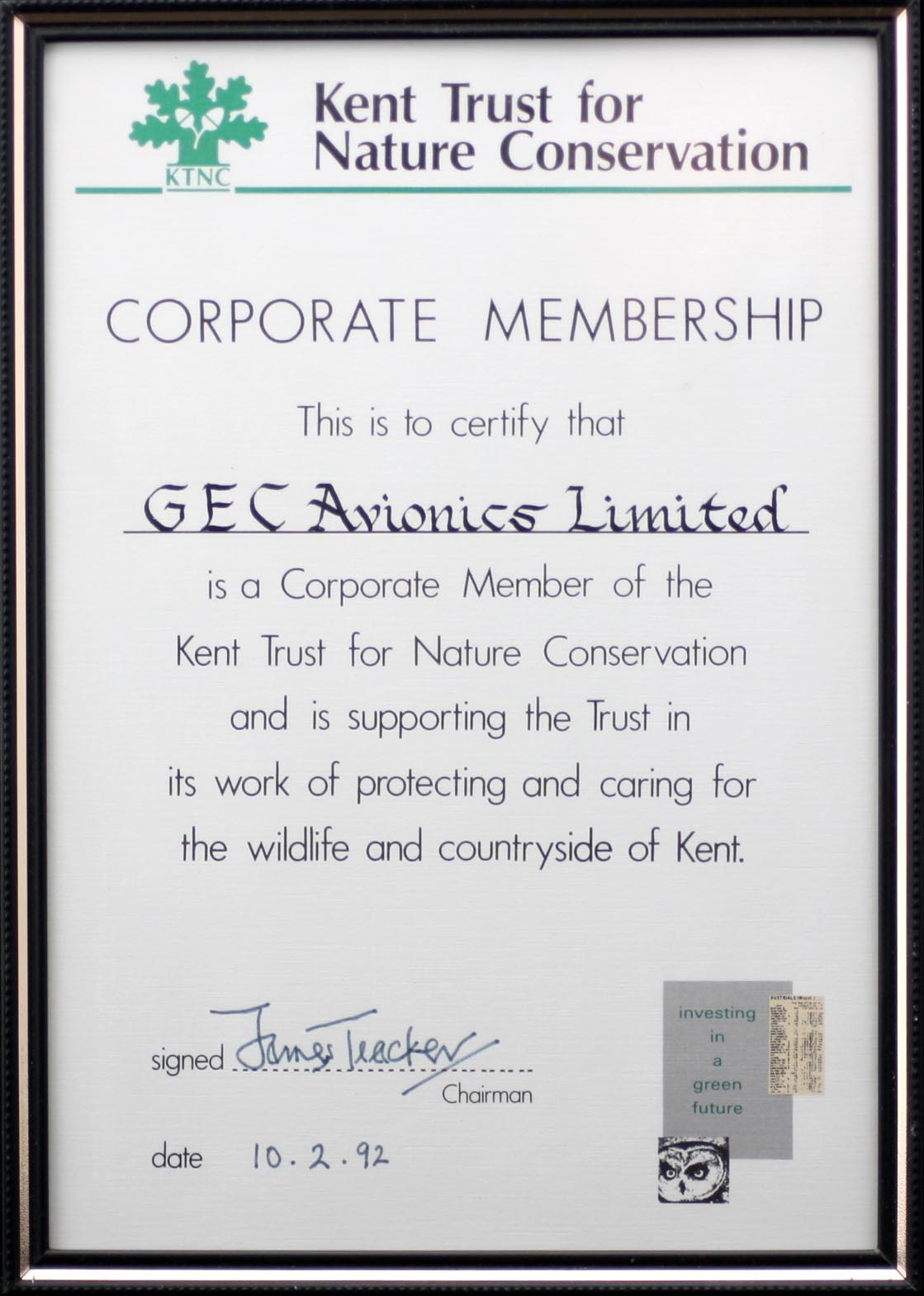 Kent Trust for Nature Conservation
