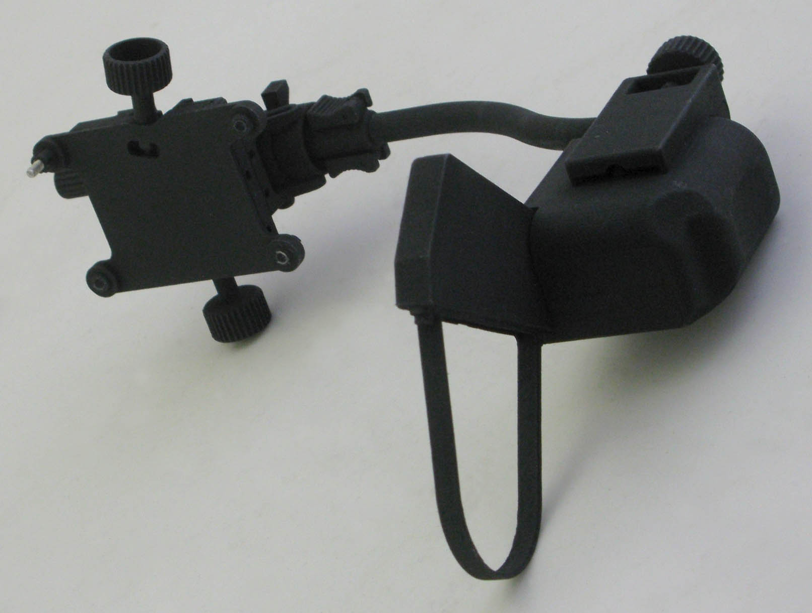 Stereolith model of Q-Sight
