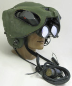 Helmet with Display