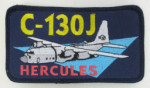 C-130J Hercules Cloth Badge