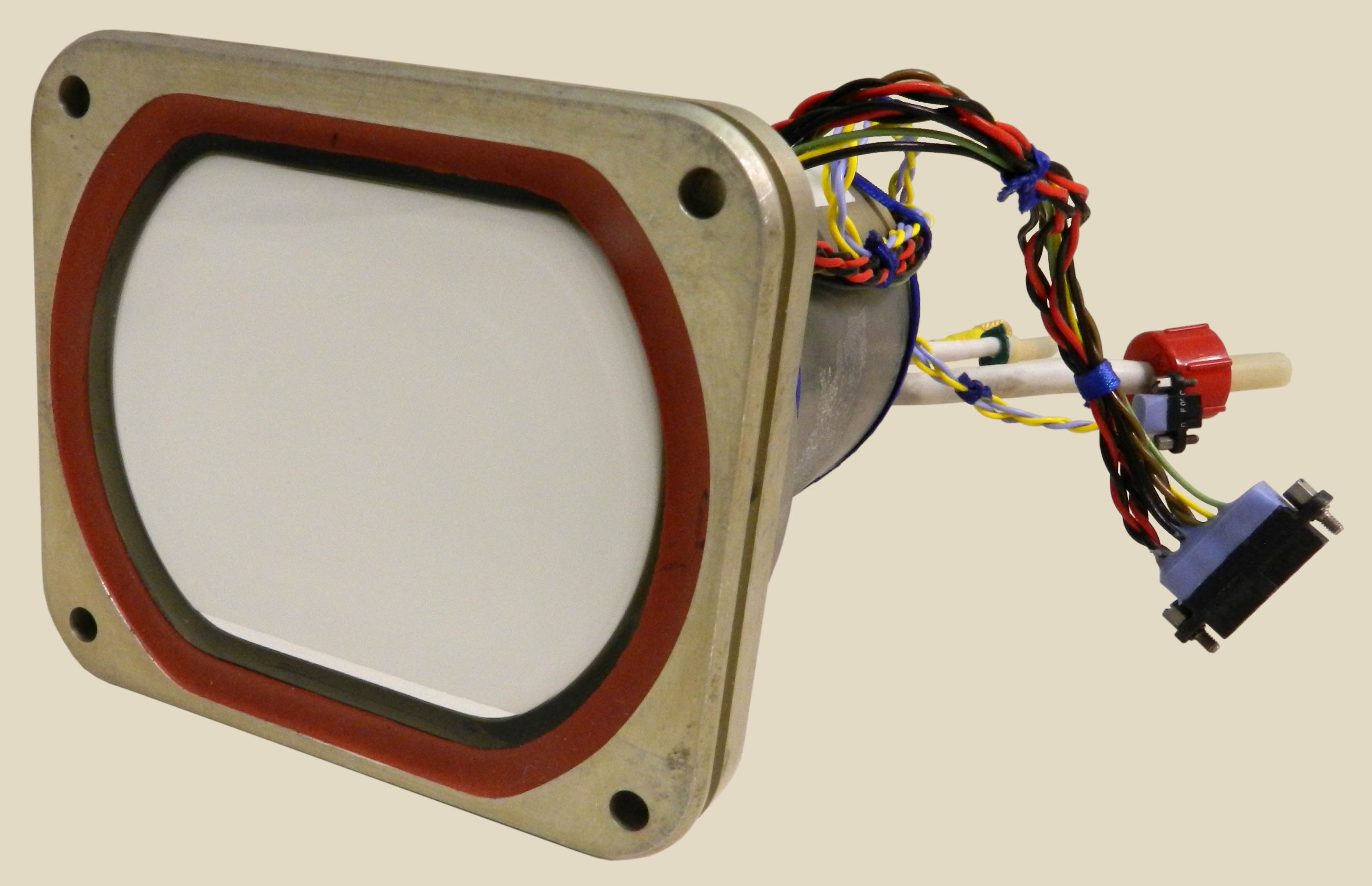 HUD Cathode Ray Tube