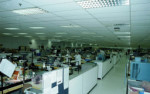 Production Shop Floor at Rochester 1997