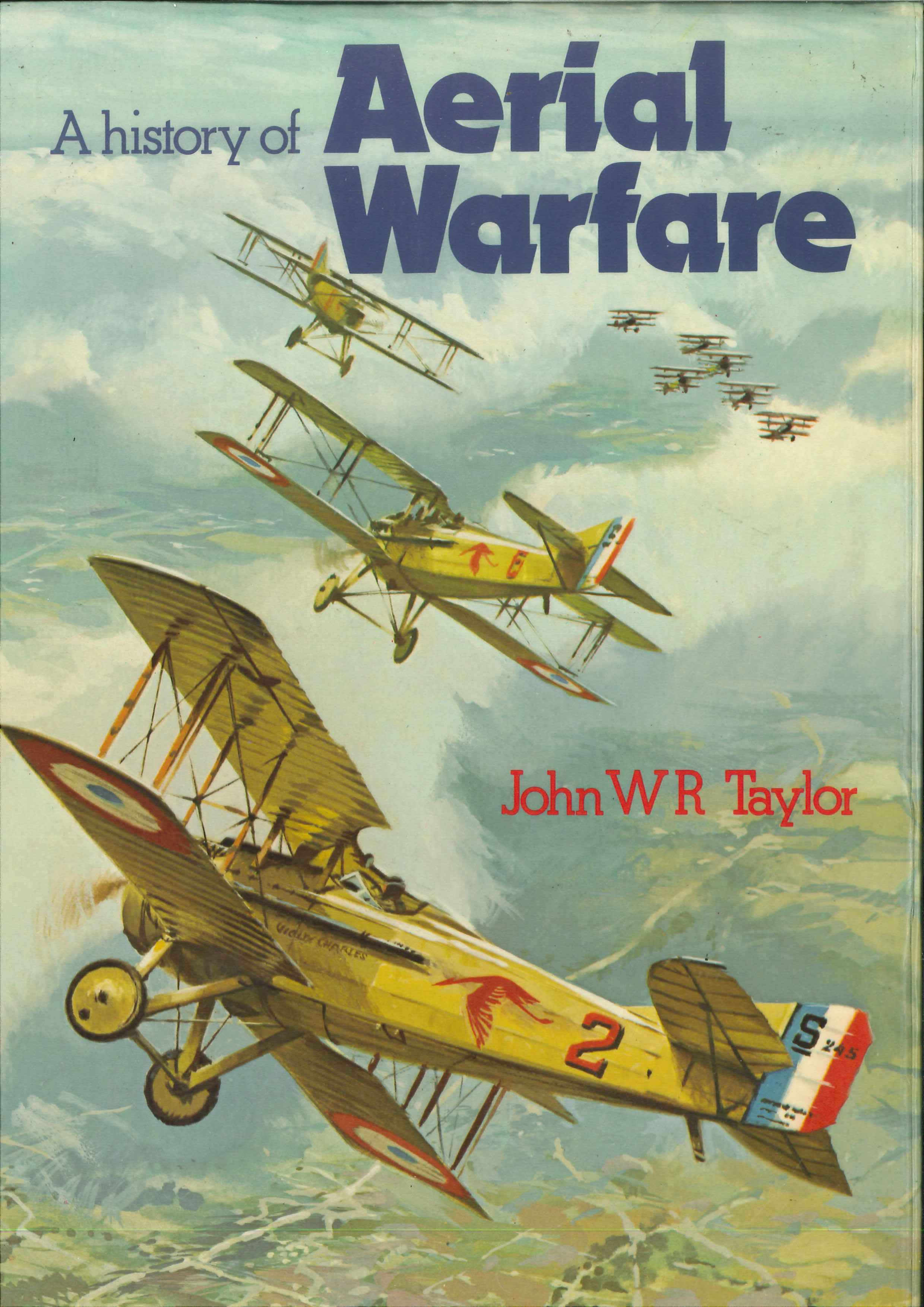 A History of Aerial Warfare