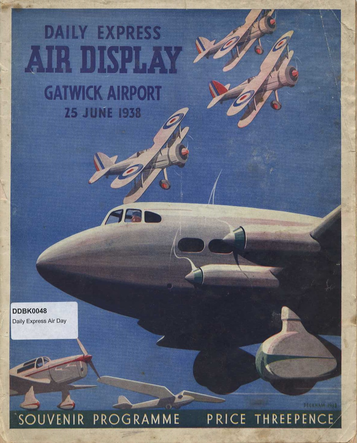 Daily Express Air Day
