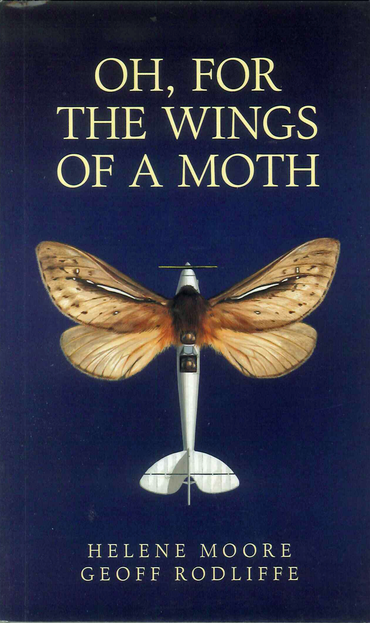 Oh, for the Wings of a Moth