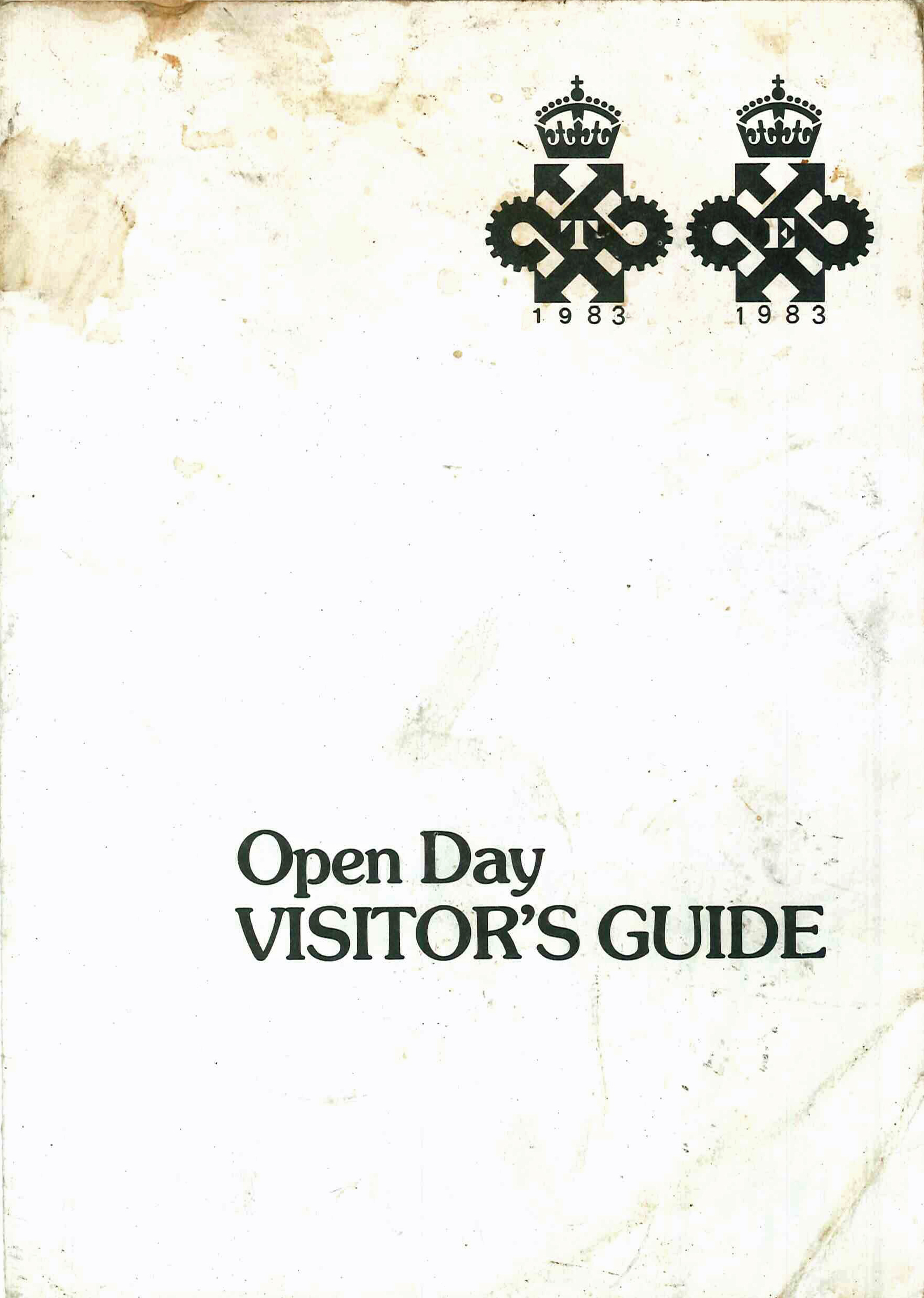 Open Day Visitor's Guide 1983