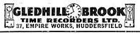 Gledhill-Brook Time Recorders Ltd