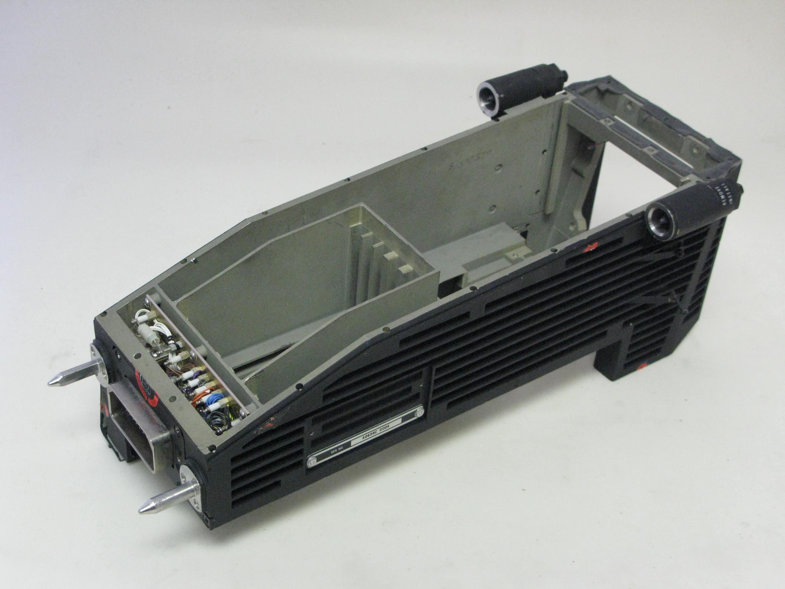 F-5 HUD DU Chassis Electrical