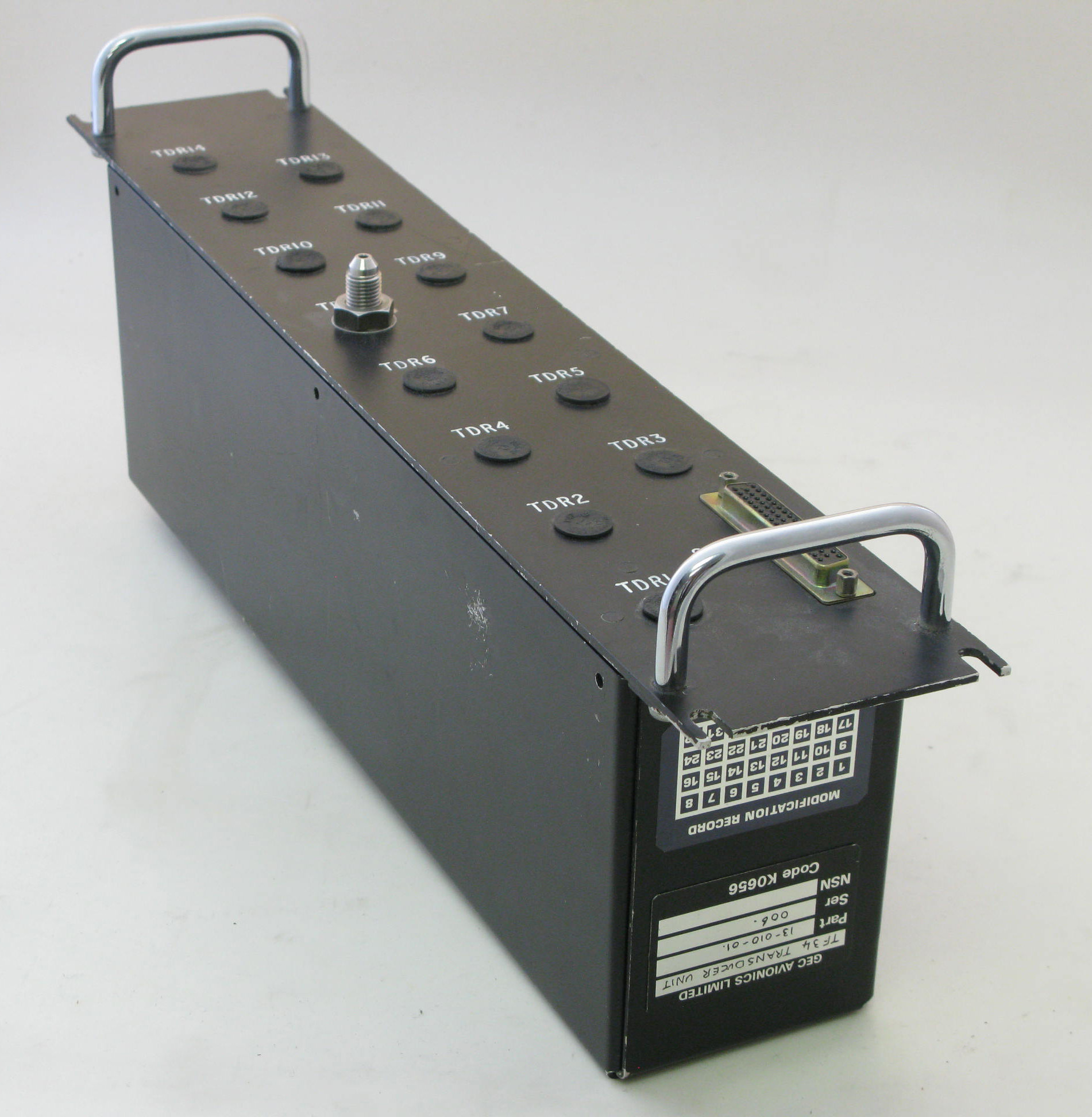 TF34 Transducer Unit