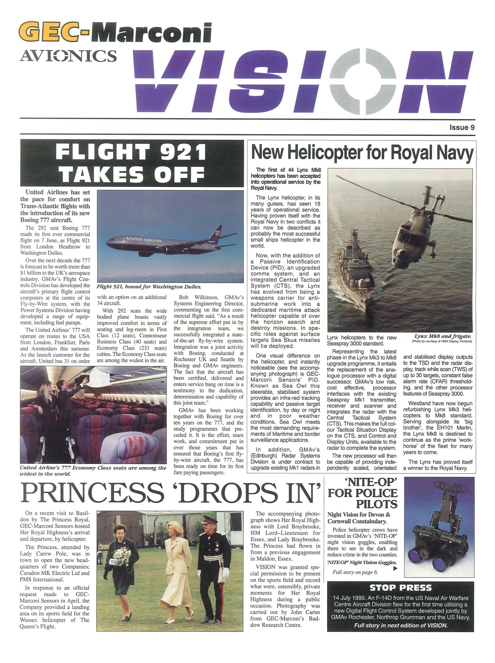 VISION, Issue 09 [pre-96]