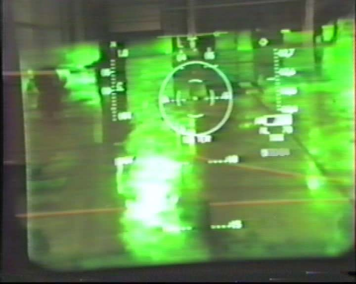 F-16-688 HUD Ground Test