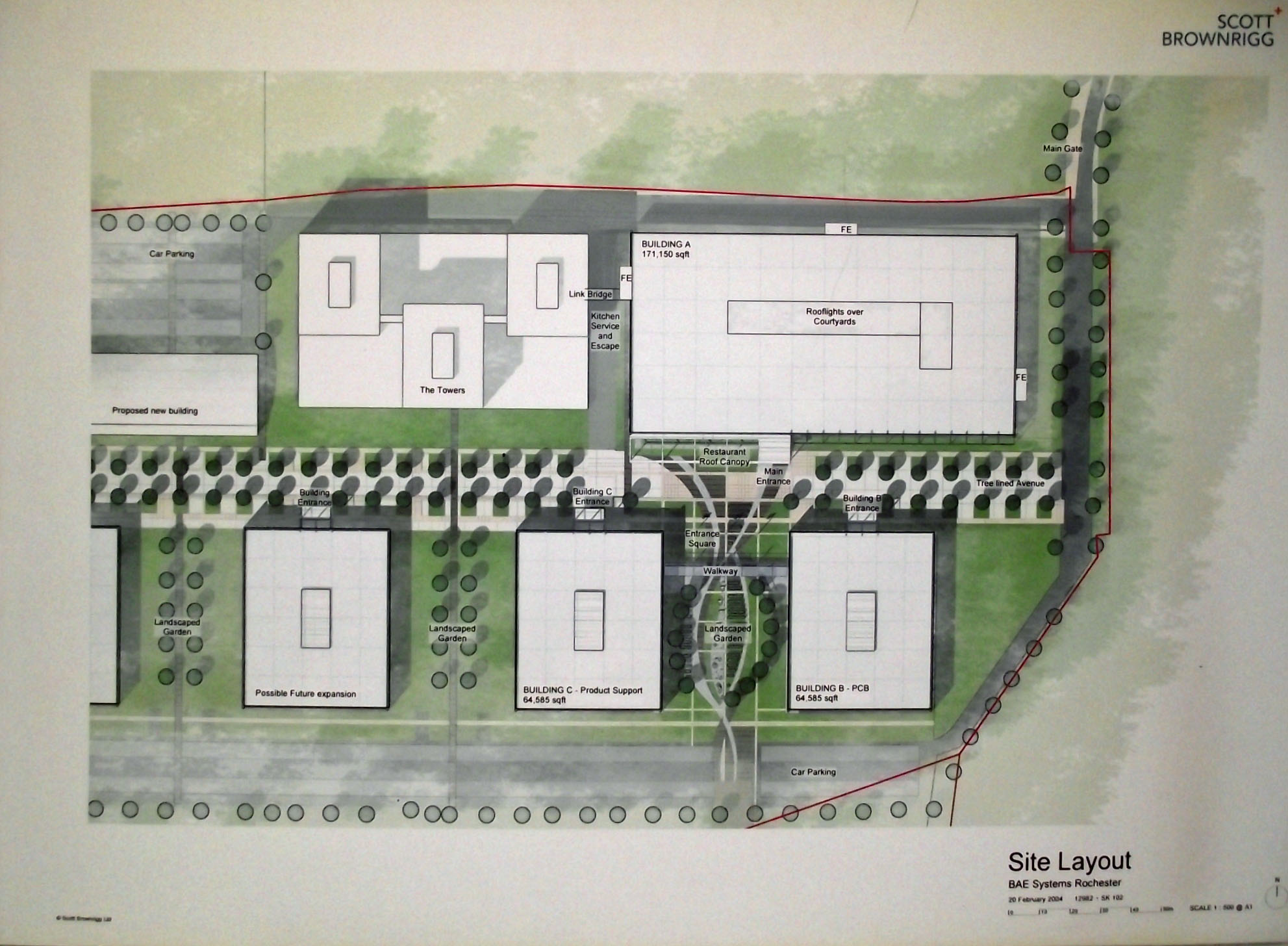 New Site Building Plan (2)