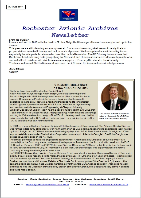 RAA Newsletter 22