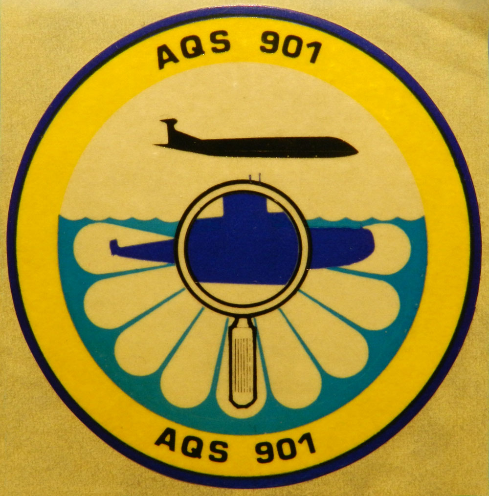 AQS901 Sticker