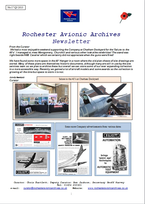 RAA Newsletter 17