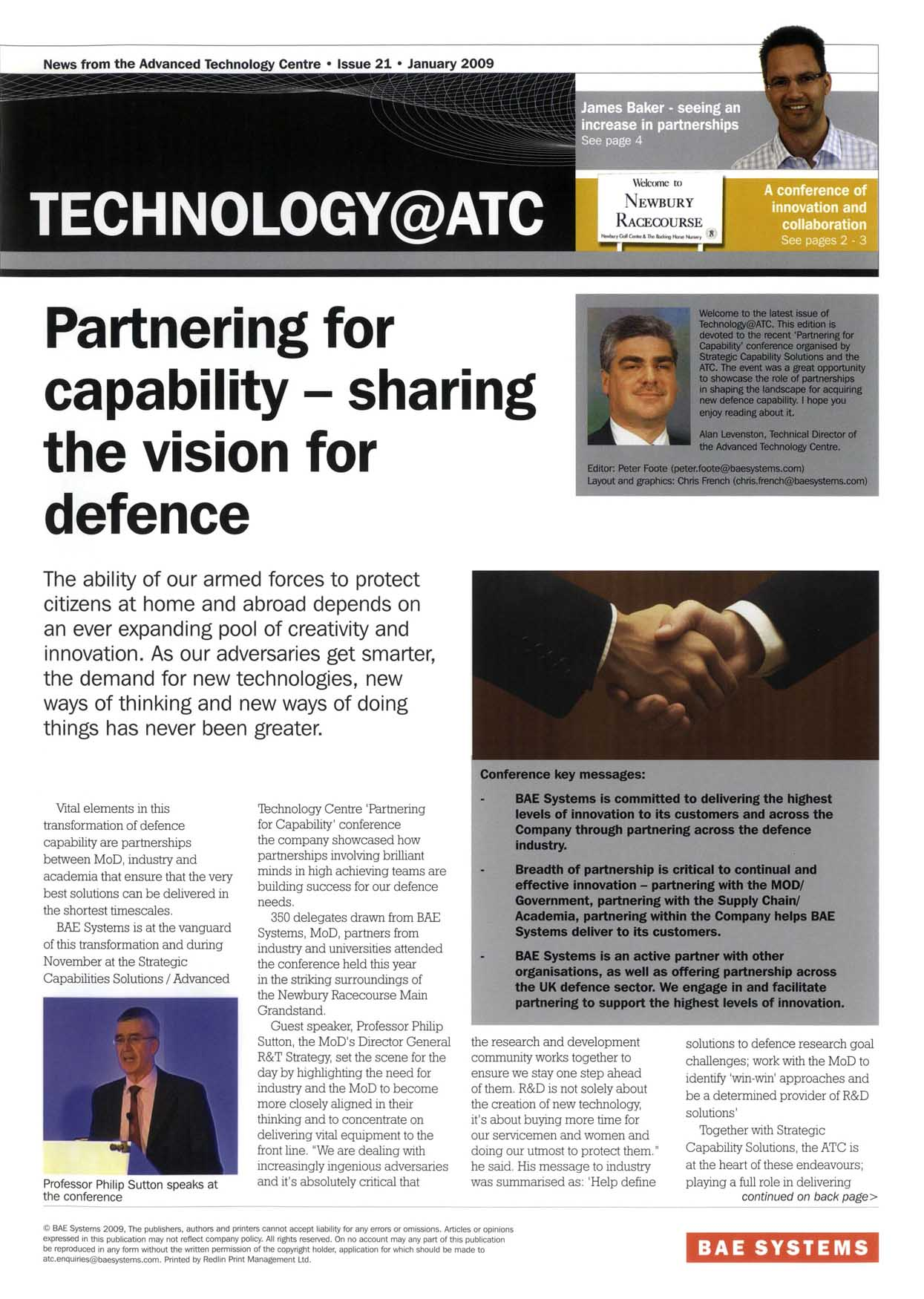 Technology @ ATC, Issue 21
