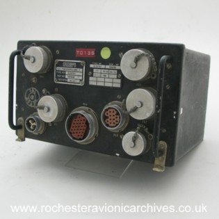 Air Data System Power Supply Unit