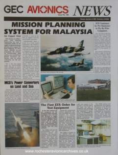 GEC AVIONICS NEWS No. 106